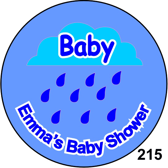 Badges for Baby Showers
