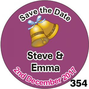 Fridge Magnets - Remember the Date