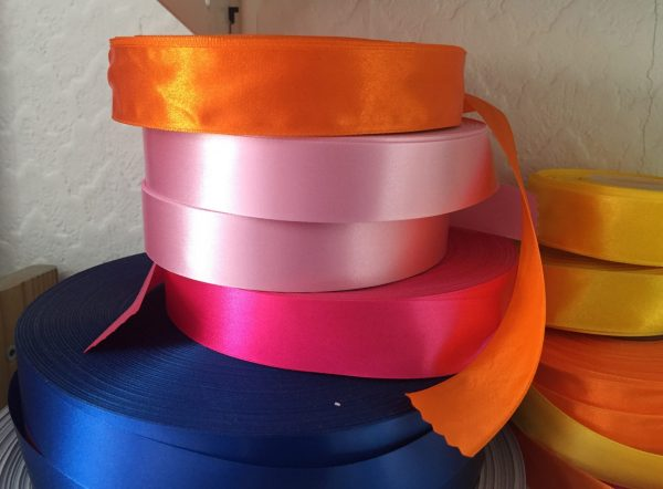 Printed Ribbon - 25mm wide