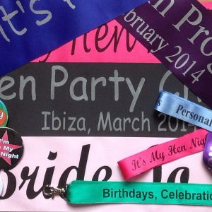 Personalised Party wear