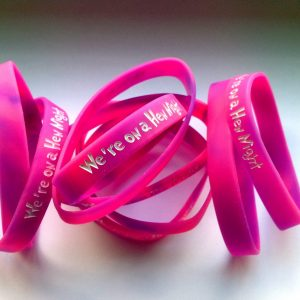 Standard Hen Night Wristbands - Silicone