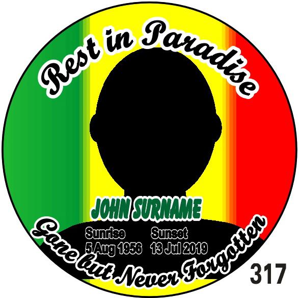 memorial badges